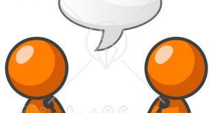 گفتگو و مکالمه