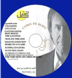آلبوم کریس دی برگ