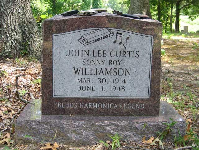 مقبره جون لی ویلیامسون