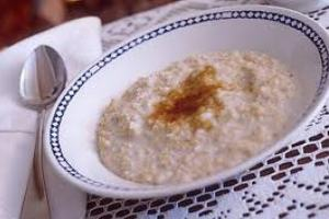 فرنی آرد برنج