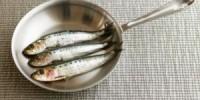 از بین بردن بوی بد ماهی