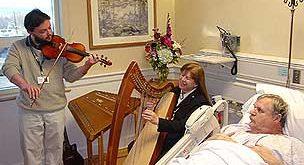 درمان با موسیقی