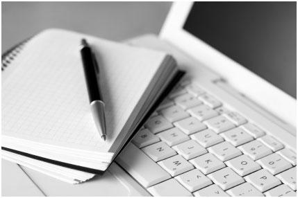 زکات دست، نوشتن مطالب دینی است