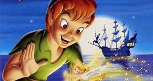 انیمیشن Peter pan