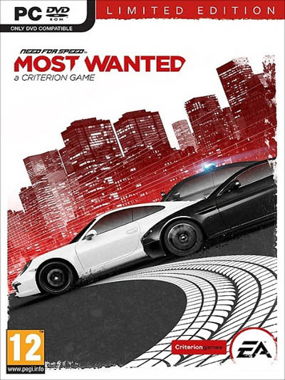 خرید بازی Need for Speed Most Wanted 2012
