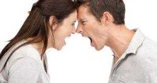 Men bad temper