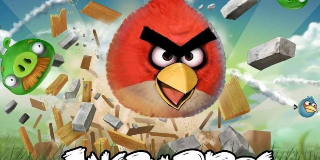 داستان پرندگان خشمگین