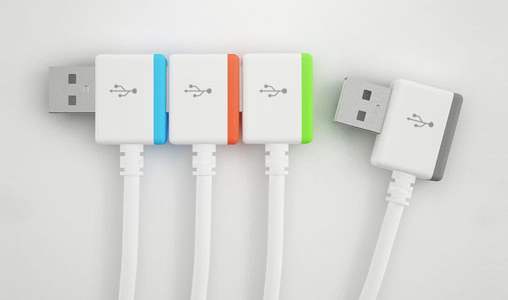 عیب یابی پورتهای USB