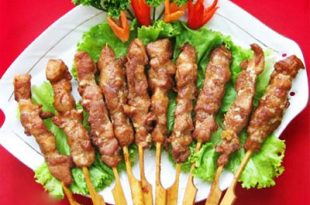 دستور آشپزی پخت کباب ژاپنی