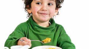 تحمیل نکردن غذا به کودکان
