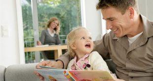 تاثیرات قصه گفتن برای بچه ها