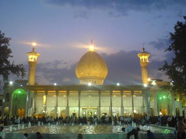 مناطق گردشگری فارس