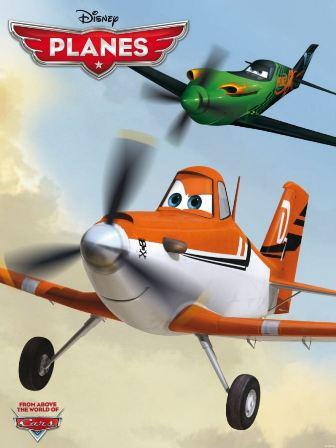انیمیشن هواپیماها