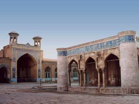 مسجد عتیق در شیراز