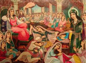 داستان ازدواج یوسف و زلیخا
