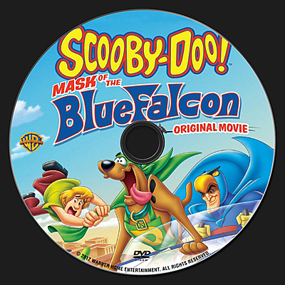 Scooby-Doo Mask of the Blue Falcon