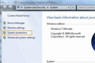 فایل های پاک شده بدون نیاز به نرم افزا 1 310x205 -  بازیابی فایل های پاک شده