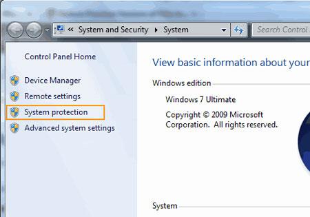 بازیابی فایل های پاک شده بدون نیاز به نرم افزا 1