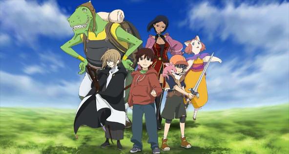 انیمیشن ژاپنی داستان افسانه