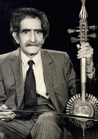 زندگینامه علیاصغر بهاری نوازنده کمانچه