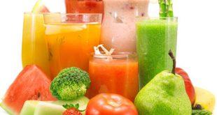 آب میوه های طبیعی برای بالا بردن ایمنی بدن