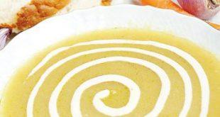 003632241391214102a 310x165 - طرز تهیه ی پتاژ شلغـم، سوپ پر از پنی سیلین