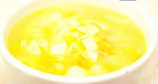05876362391214102a 310x165 - طرز تهیه ی سوپ تره فرنگی با سیب زمینی