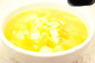 05876362391214102a 310x205 - طرز تهیه ی سوپ تره فرنگی با سیب زمینی