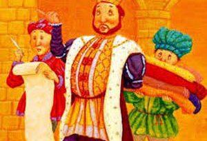 funyy1 300x205 - شعر عاشق شدن پادشاه بر کنیزک رنجور از مولوی