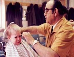 ra4 1436 - ترس از آرایشگاه در کودکان