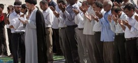 مراسم قبله دعا