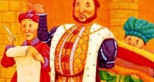 و وزیر 310x165 - داستان کوتاه آموزنده غلام و وزیر