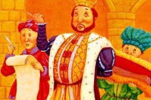 و وزیر 310x205 - داستان کوتاه آموزنده غلام و وزیر