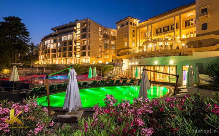 امکانات هتل کاملیا