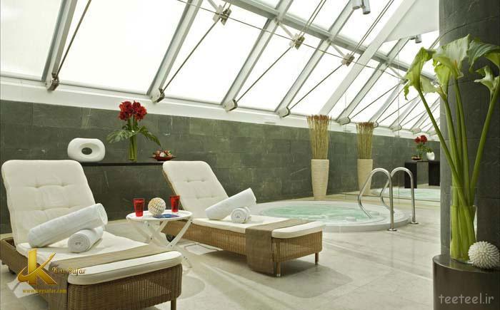 راهنمای داخلی هتل سوئیس تل