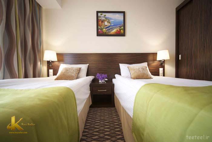 سوچس هتل های سوجی