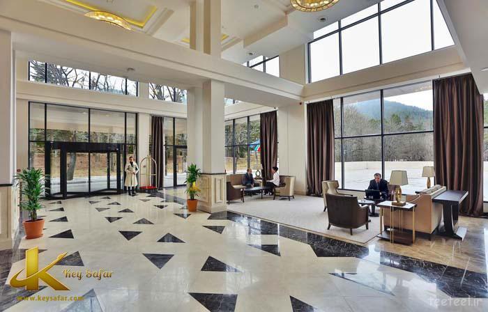 هتل در تفلیس