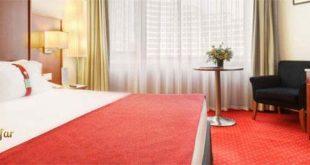 هتل در پایتخت روسیه