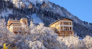 هتل سولیس,هتل در سوچی,هتل های سوچی,هتل در روسیه,هتل های کوهستانی,هتل در کوهستان,هتل های روسیه,بگرم,اتاق بخار و ماساژ