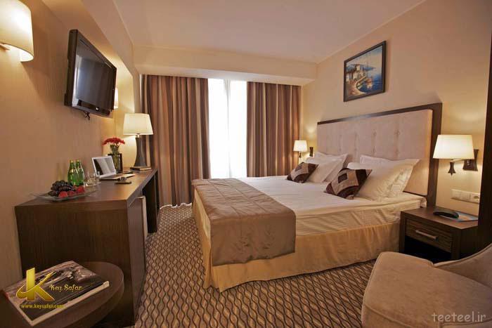 هتل چهار ستاره در سوچی هتل سوچس هتل های سوجی