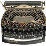 تاریخچه ماشین تایپ