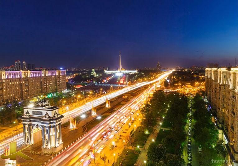 خیابان روسیه