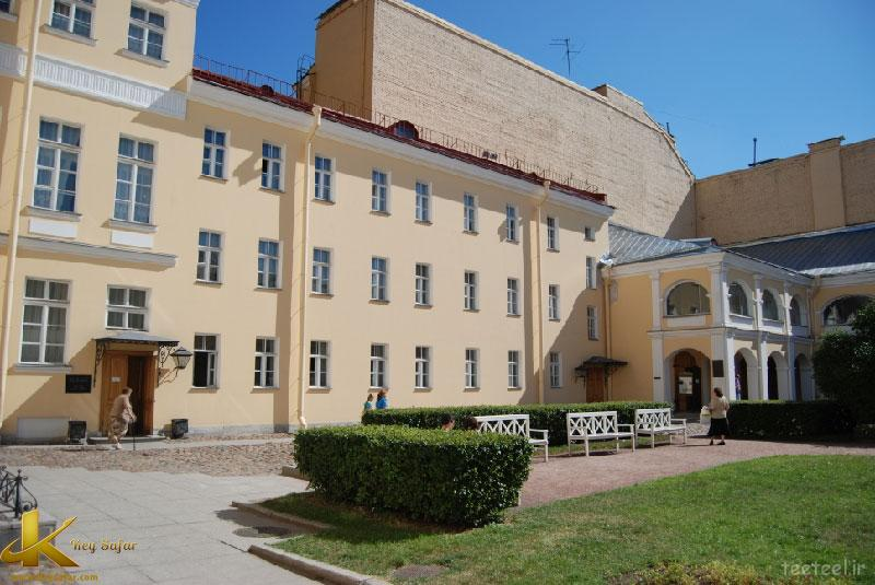 عکس موزه روسیه