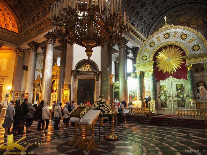 مذهب مردم روسیه
