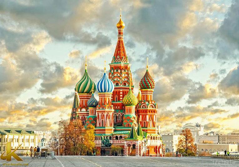 مسکو,سازده کلیسای سنت باسیل,