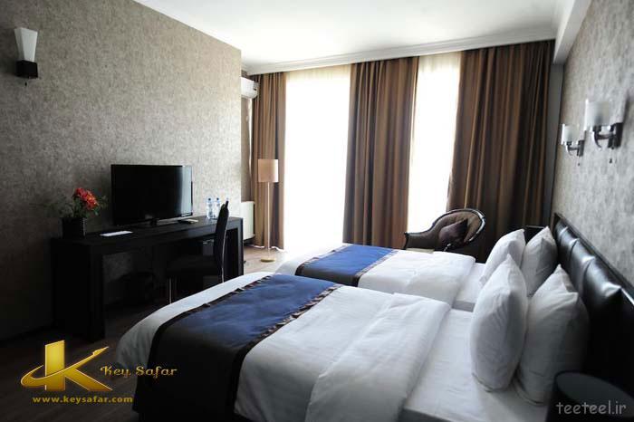 هتل در گرجستان هتل