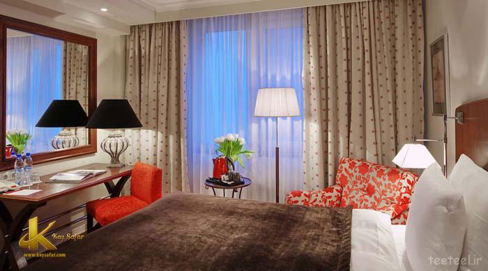 هتل سوکوس المپیک گاردن