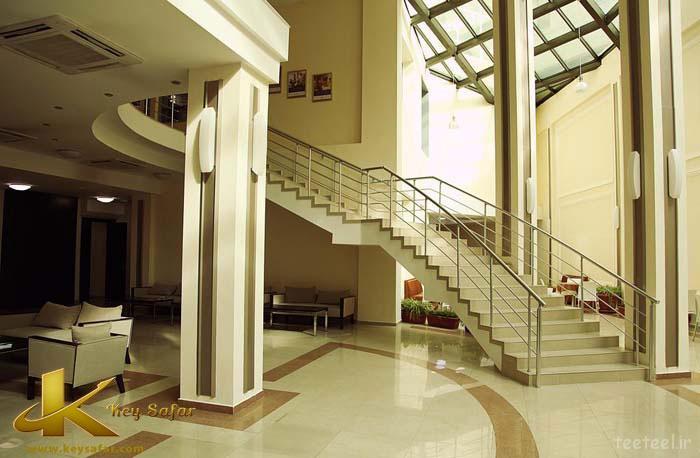 هتل سیتادینسهتل در شهر تفلیس
