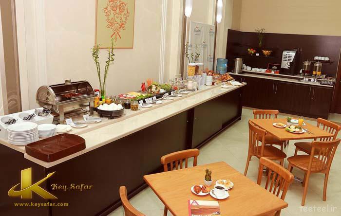 هتل سیتادینس هتل در گرجستان