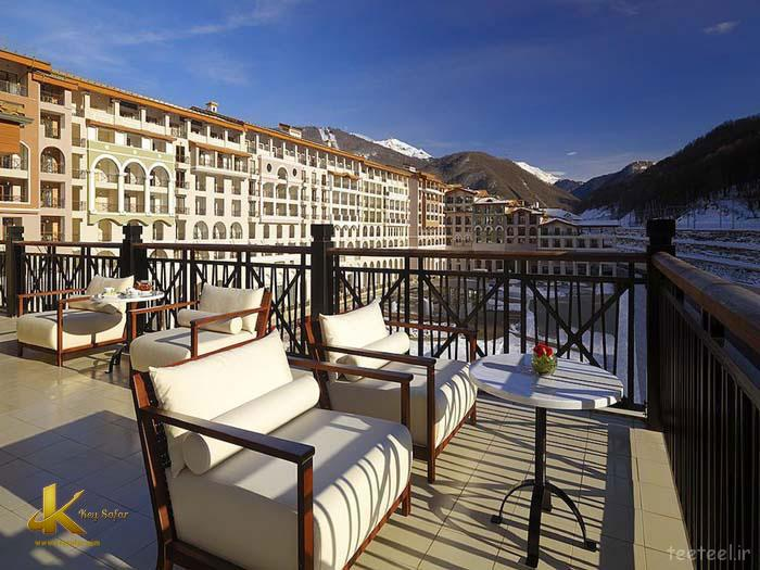 هتل های پنج ستاره روسیه